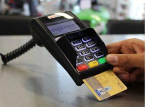 Luottokortti, maksupääte