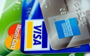 Luottokortin saaminen